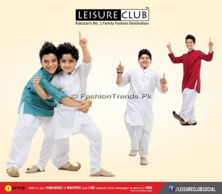 Leisure Club Eid Collection 2013 (10)
