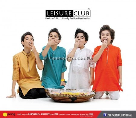 Leisure Club Eid Collection 2013 (14)