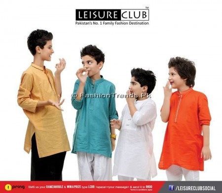 Leisure Club Eid Collection 2013 (15)