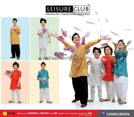 Leisure Club Eid Collection 2013 (19)