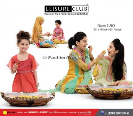 Leisure Club Eid Collection 2013 (20)