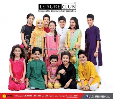 Leisure Club Eid Collection 2013 (21)