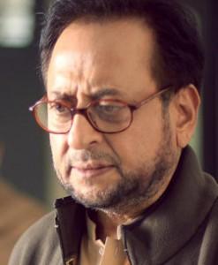 Pakistani Filmstar Nadeem Baig Photo