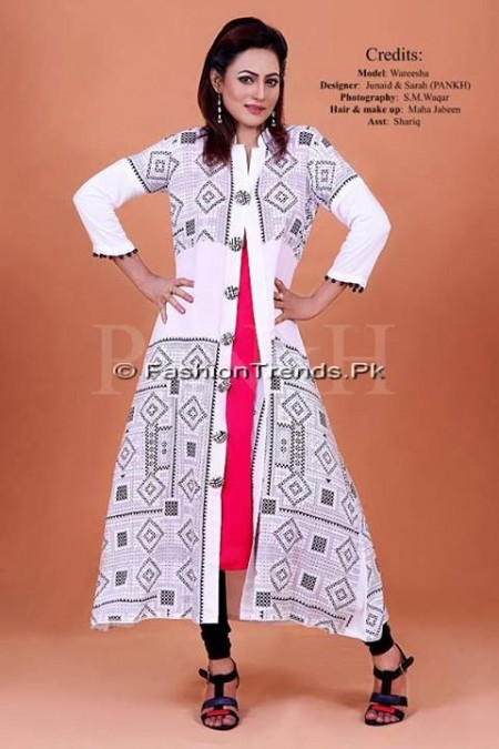 Pankh Women Eid Collection 2013 (2)