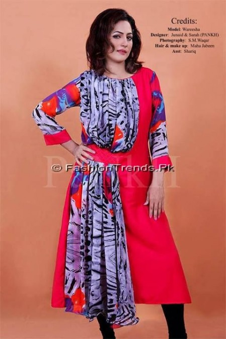 Pankh Women Eid Collection 2013 (5)