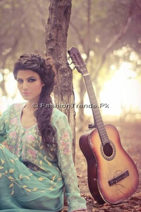 Rani Siddiqi Eid Collection 2013