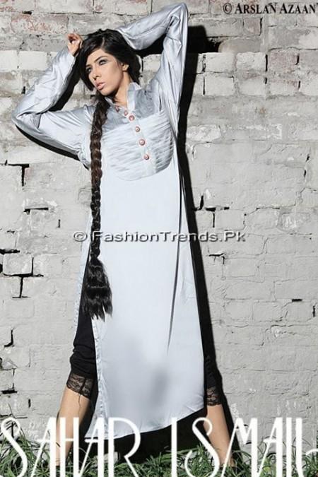 Sahar Ismail Clothing Eid Dresses 2013 (3)