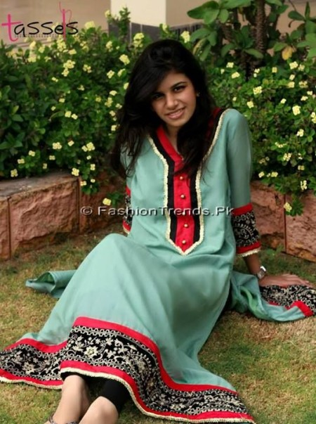 Tassels Eid Collection 2013 (9)
