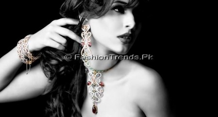 Afzal Jewelers Italian Jewellery Collection 2013 (10)