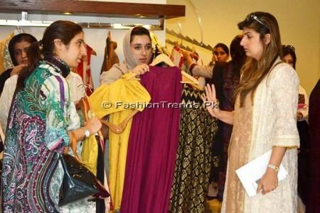 Ayesha Somaya Eid Exhibition 2013