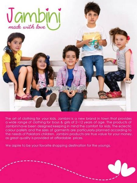 ambini Kids Wear collection 2013