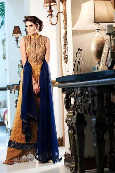 Jawad Ghayas Women Bridal Dresses Collection 2013