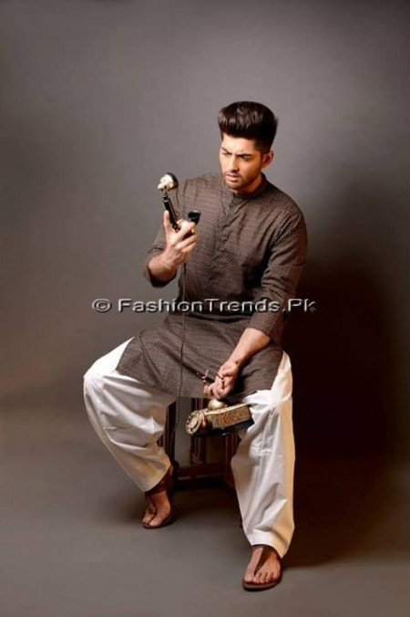 Khaadi Eid Collection 2013 For Men (4)