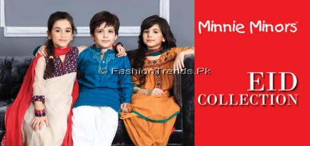 Minnie Minors Eid Collection 2013 (1)