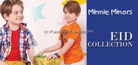 Minnie Minors Eid Collection 2013 (2)