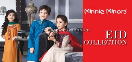 Minnie Minors Eid Collection 2013 (3)
