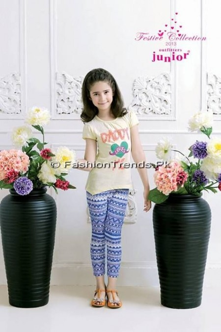 Outfitters Junior Festive EID Collection 2013 (1)