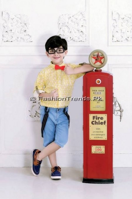 Outfitters Junior Festive EID Collection 2013 (4)
