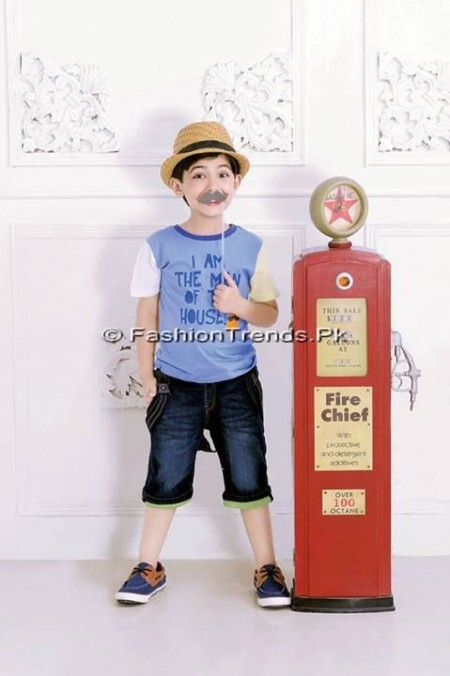 Outfitters Junior Festive EID Collection 2013 (5)
