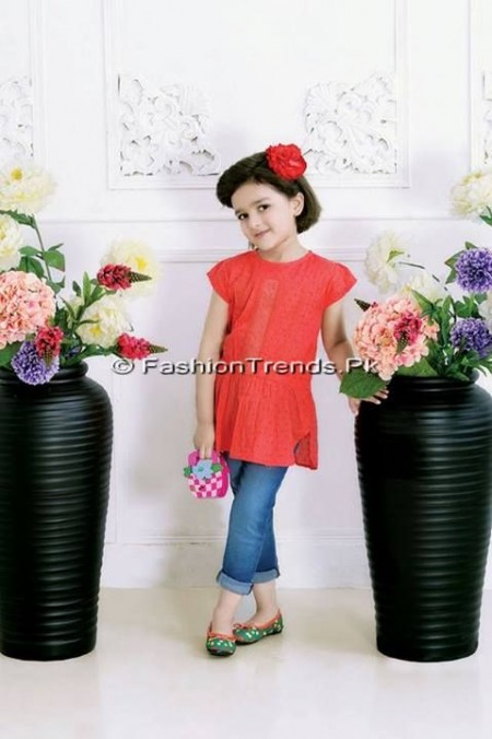 Outfitters Junior Festive EID Collection 2013 (6)