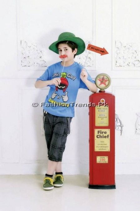 Outfitters Junior Festive EID Collection 2013 (7)