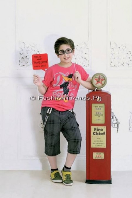 Outfitters Junior Festive EID Collection 2013 (9)