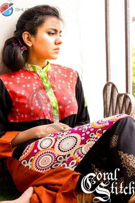 Coral Stitch Casual Wear Collection Women 2013