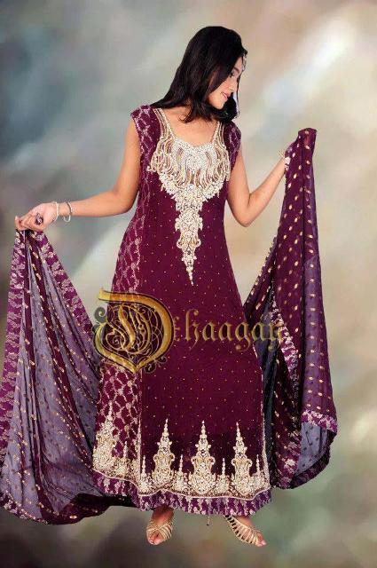 Dhaagay Fall Collection 2013 for Women picture