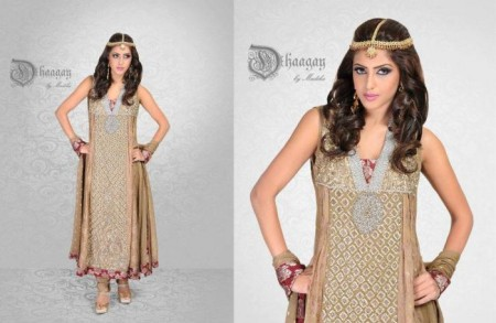 Dhaagay Fall Collection 2013 for Women wallpaper