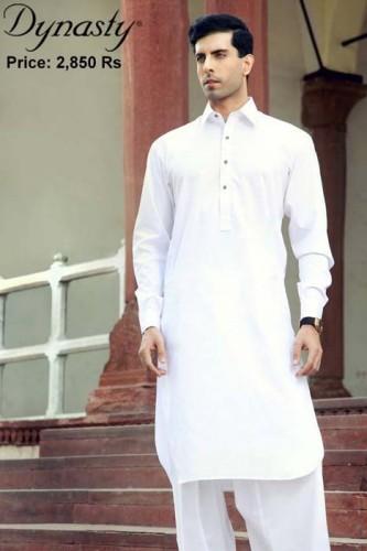 Dynasty Fabric Men Summer Wear Fashion Dress Collection 2013-2014