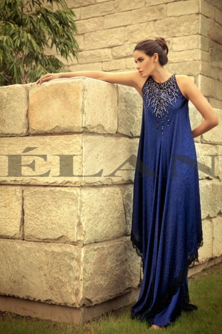 Elan Semi-formal Wear Collection 2013 for Girls