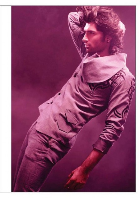 Imran Rajput Summer Menswear Collection 2013 Photo