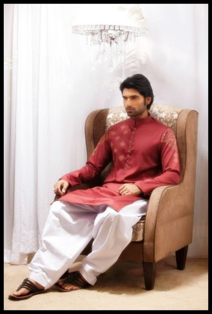 Imran Rajput Summer Menswear Collection 2013S picture
