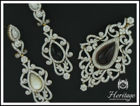 Heritage Jewelry Locket Collection 2013-2014