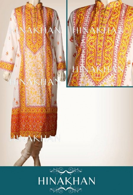 formal dresses for Women Hina Khan