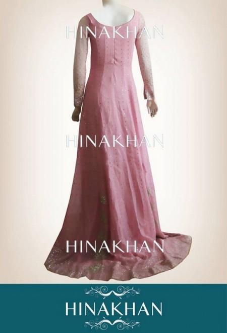 formal dresses for Women Hina Khan