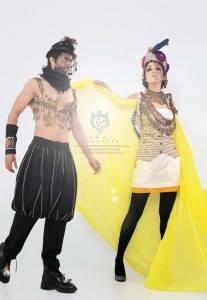 Concepts Mid Summer Western Wear Men/Women Dresses 2013
