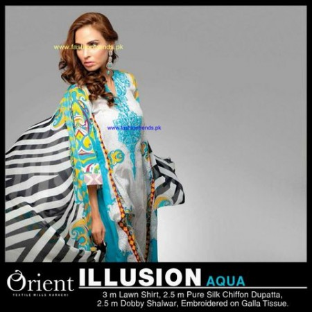 Orient Textile Midsummer Women 2013 Collection snap