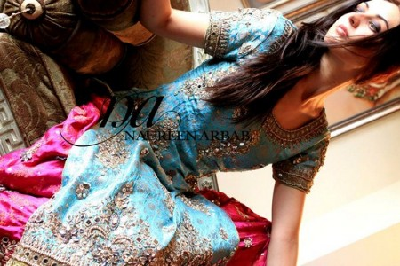 Naureen Arbab Clothing Fall Collection 2013 for Women