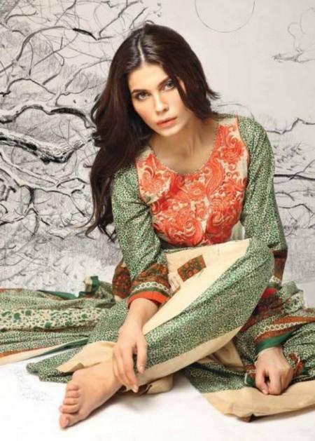 Orient Textile Midsummer Women Collection 2013 Image