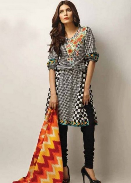 Orient Textile Midsummer Women Collection 2013 Awesome Dress Image