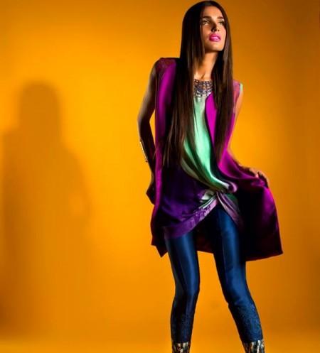 Sana Salman Rafi Women Pre-Fall Collection Wallpeper