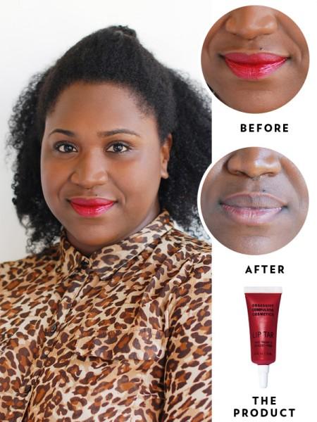 Lipstick Shades Fashion Loving Women image