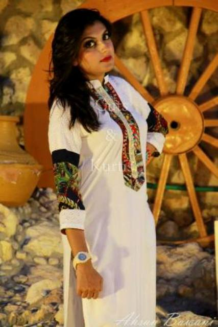 Cut and Kurtis Eid-ul-Adha collection 2013 for Women