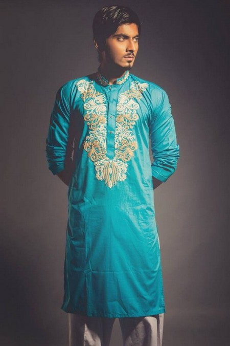 Deepak and Fahad Eid Ul Azha Collection 2013 for Men