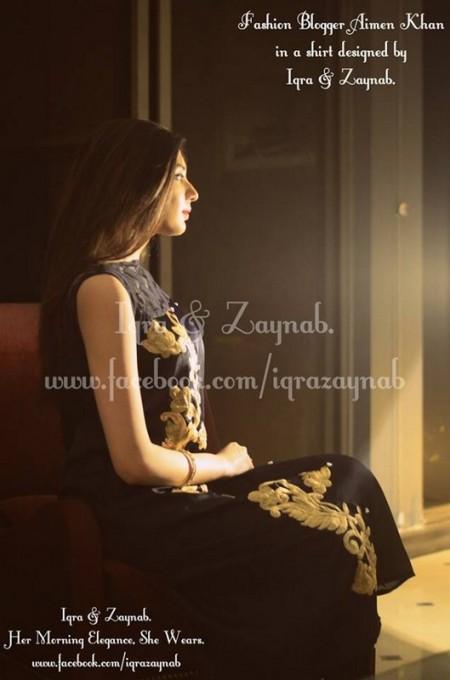 Iqra & Zaynab Eid-Ul-Azha Collection 2013 for Women