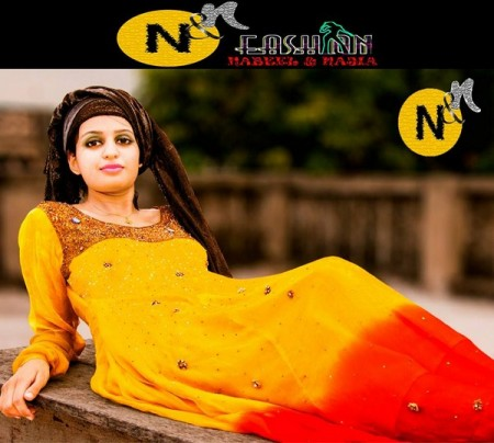 Nabeel and Najia Fall Collection 2013 For Women