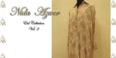 Nida Azwer Eid ul Azha Dresses 2013 for Women