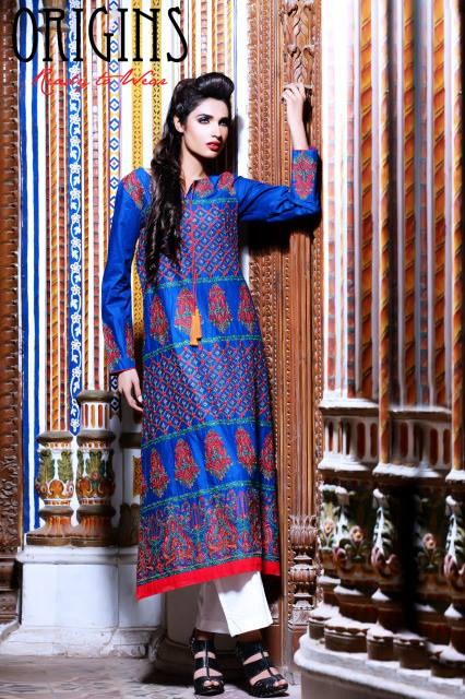 Origins Eid Ul Azha Collection 2013 for Women