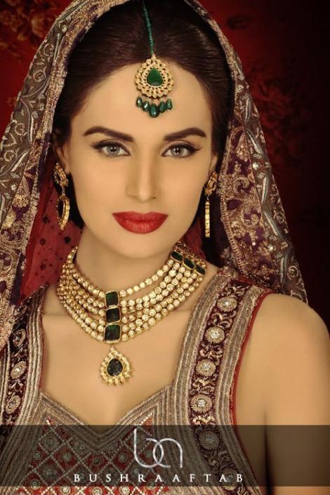 Pakistani Bridal Jewellery Designs Pakistani Bridal Jewellery